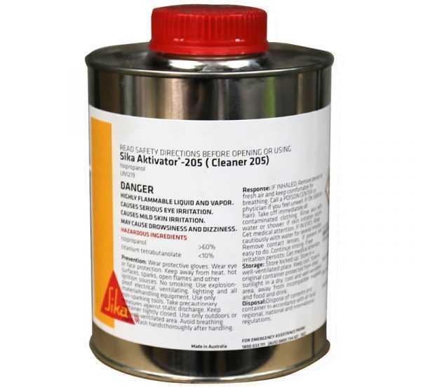 Средство Sika Aktivator-205 для усиления адгезии