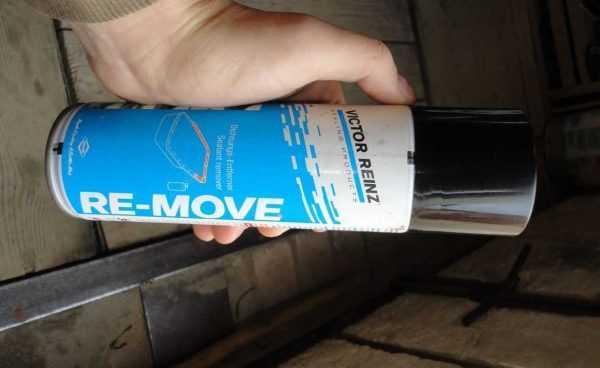 Средство Victor Reinz Re-Move для удаления старого герметика