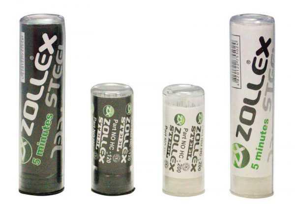 Средство Zollex для склейки металла