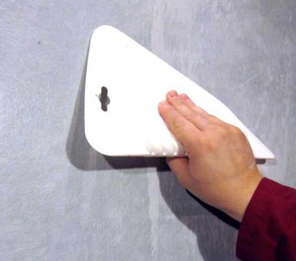 Паутинка применяется для различных видов отделочных работ