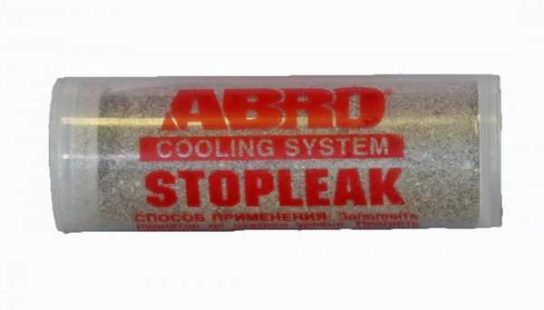 Сухой состав Abro Stop Leak