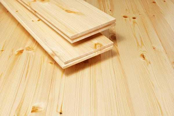 Готовая древесина для строительства