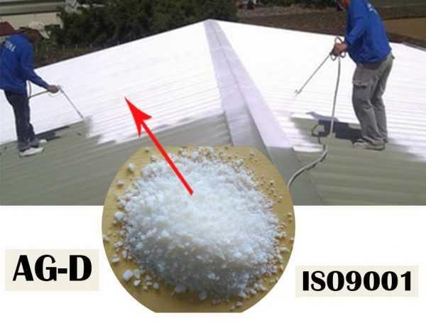 Теплоотражающая краска для крыши