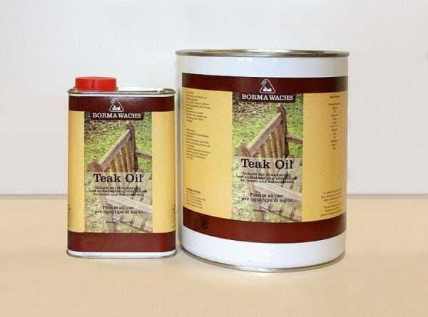 Тиковое масло для защиты древесины