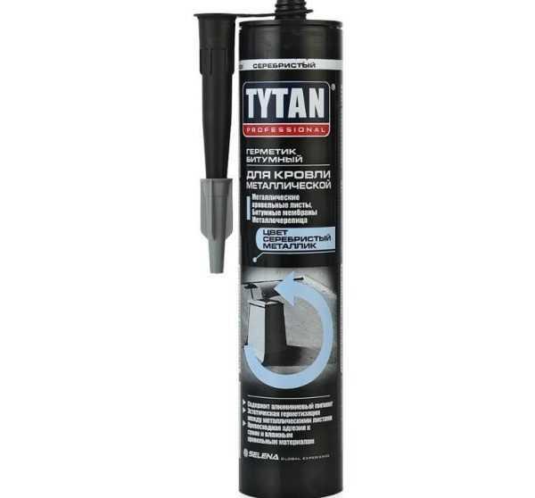 Титан для металлической кровли