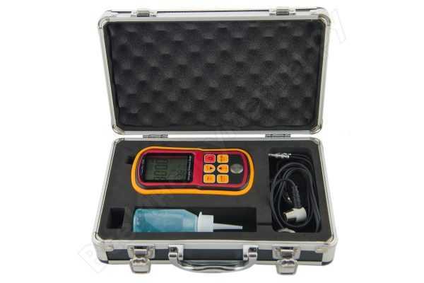 Ультразвуковой прибор для измерения толщины лакокрасочного покрытия