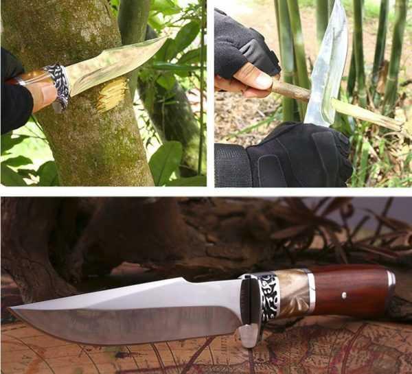 Охотничий нож марки Karambit