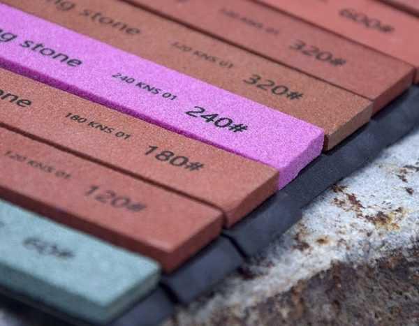 Комплект точильных камней
