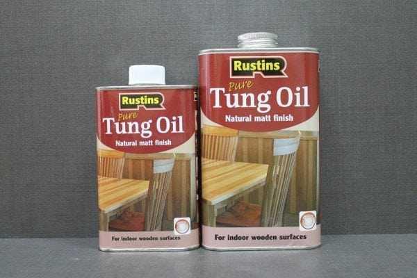 Тунговое масло для пропитки дерева