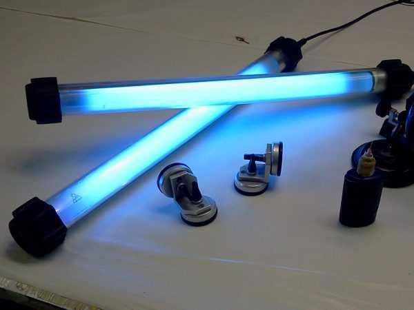 УФ лампы для склейки стекла