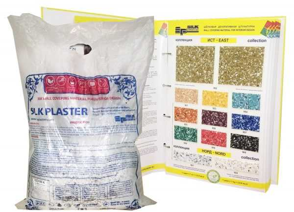 Упаковка Silk Plaster