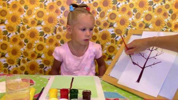 Уроки для детей с пяти лет