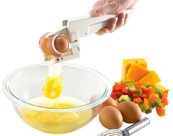 Устройство для открытия яиц