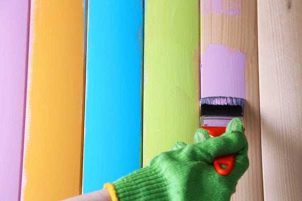 Водоэмульсионные поливинилацетатные краски