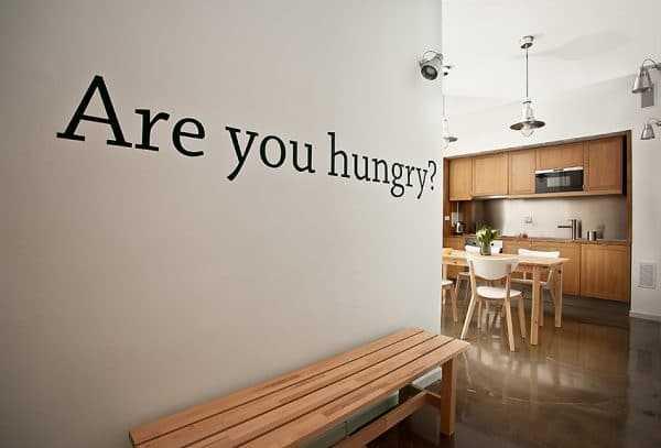 Вопрос на стене