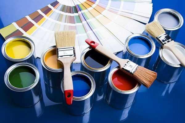 Выбор краски для помещения