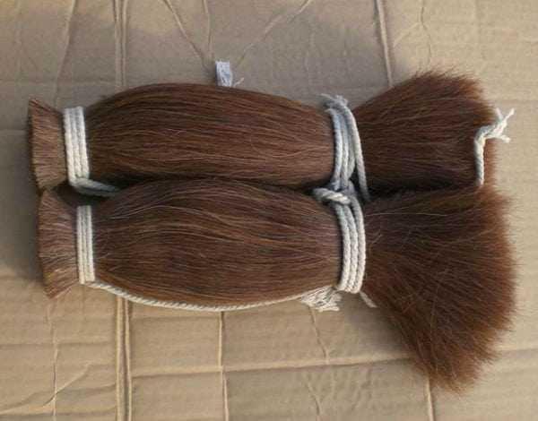 Заготовка волос для кистей