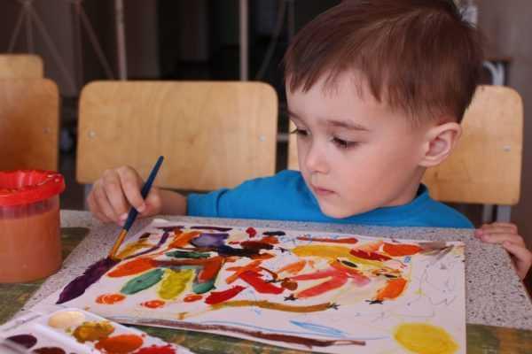 Занятия с ребенком в три года