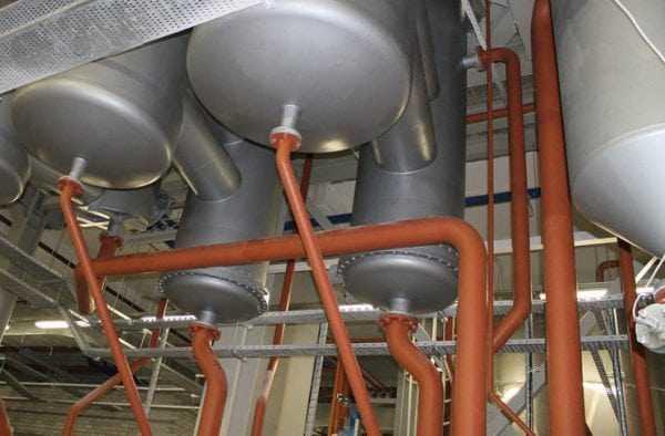 Грунт ХС-068 обеспечивает надежную защиту от кислот и щелочей